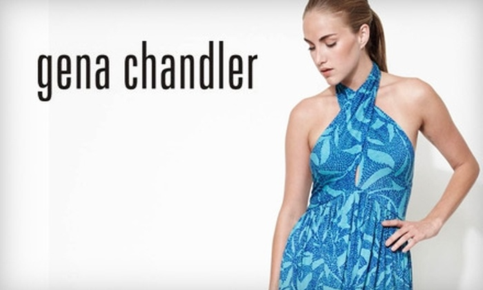 Gena Chandler - North Hills: $30 for $60 Worth of Clothing and Accessories at Gena Chandler