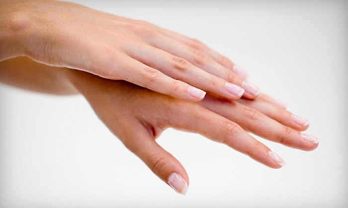 Pauline's NailSpa - Marina District: $25 for $50 Worth of Nail and Spa Services at Pauline's NailSpa in Des Moines
