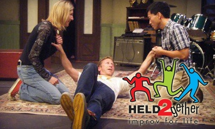 Held2gether - Multiple Locations: Improv Classes and Workshops at Held2Gether in Long Beach. Choose from Three Options.