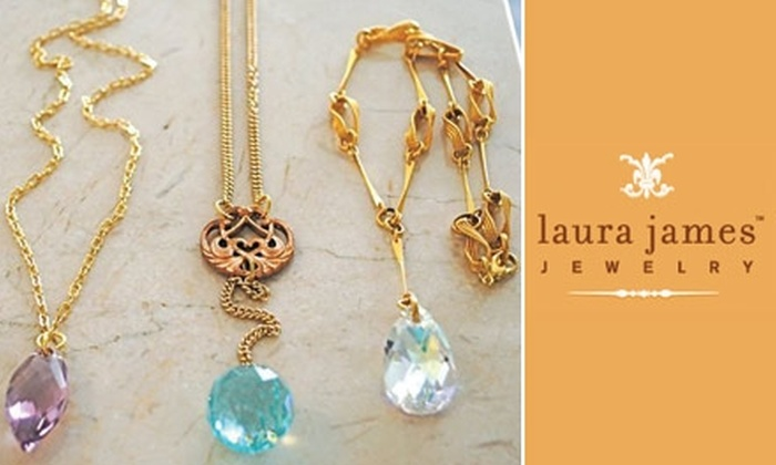 Laura James Jewelry - Albuquerque: $35 for $75 Worth of Eclectic, Chic Jewelry from Laura James Jewelry