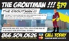 OOB - Bullfrog Builders - New York City: $79 for Grout and Tile Cleaning from Bullfrog Builders