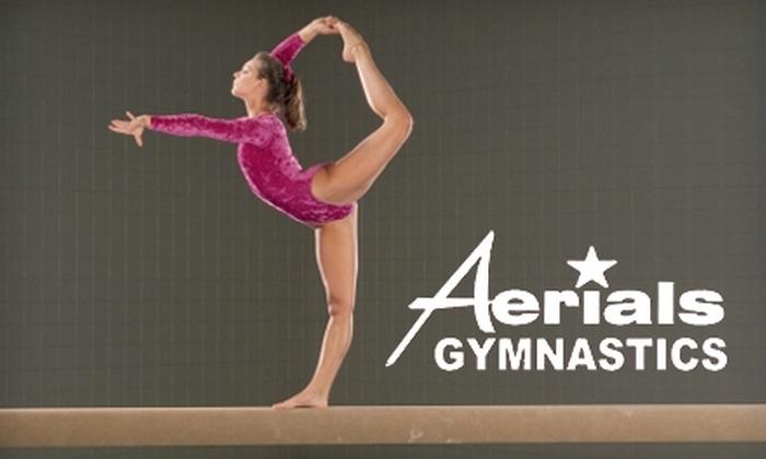 Aerials Gymnastics - Eatontown: $25 for Three Youth Gymnastics Classes at Aerials Gymnastics in Eatontown