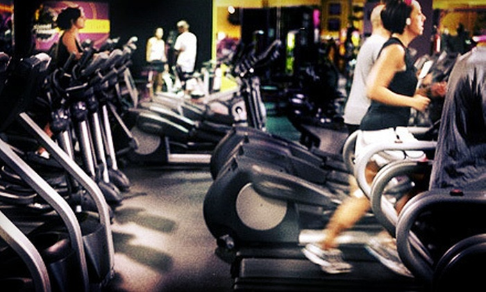 Planet Fitness - Multiple Locations: $99 for a One-Year Membership at Planet Fitness ($208 Value)
