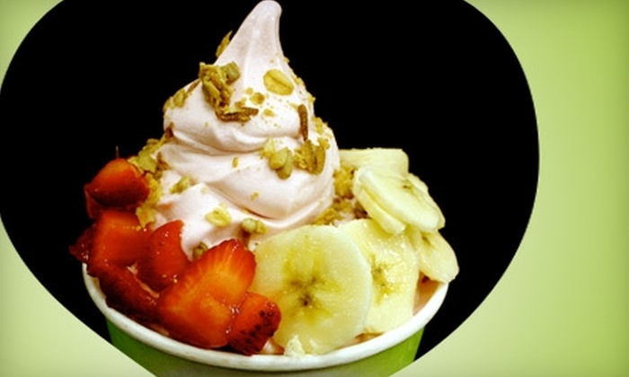 FroYo Love - Multiple Locations: $3 for $6 Worth of Frozen Yogurt at FroYo Love. Choose Between Two Locations.