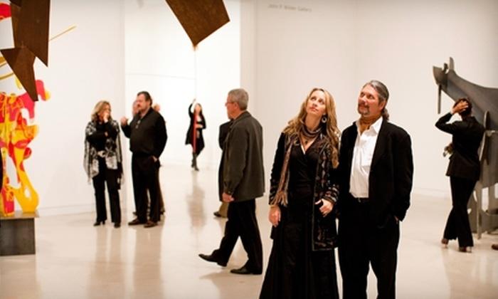Orange County Museum of Art - Newport Center: $6 for One Admission to Orange County Museum of Art ($12 Value)