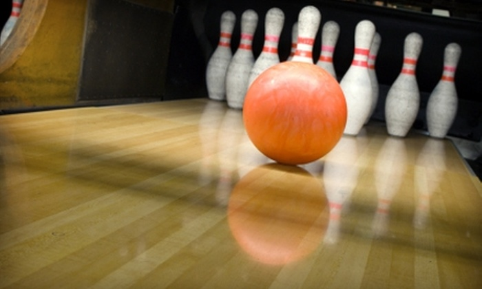 ibowl.ca Family Fun Center - Downtown Cambridge: Cosmic Bowling and Mini Golf or Bowling-Alley Rental at ibowl Family Fun Center