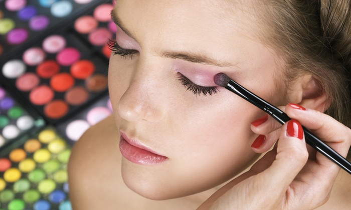 Yvette Beebe Cosmetics - Eastside Costa Mesa: $49 for Makeup Application for One Person with Makeup Tips From a Celebrity Makeup Artist ($175 value)