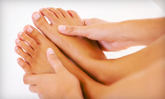 Laurel Foot and Ankle Center, LLC, and Northern Virginia Foot and Ankle, LLC - Multiple Locations: Fungus Removal for 5 or 10 Toes at Laurel Foot and Ankle Center or Northern Virginia Foot and Ankle Associates (Up to 75% Off)