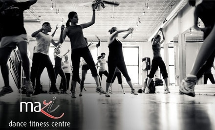 MaZi Dance Fitness Centre - MaZi Dance Fitness Centre in Chicago