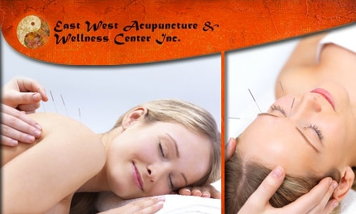 East West Acupuncture and Wellness Center, Inc. - Citrus Park-Fern Lake: $30 for a Consultation and Acupuncture Treatment at East West Acupuncture and Wellness Center, Inc. ($75 Value)