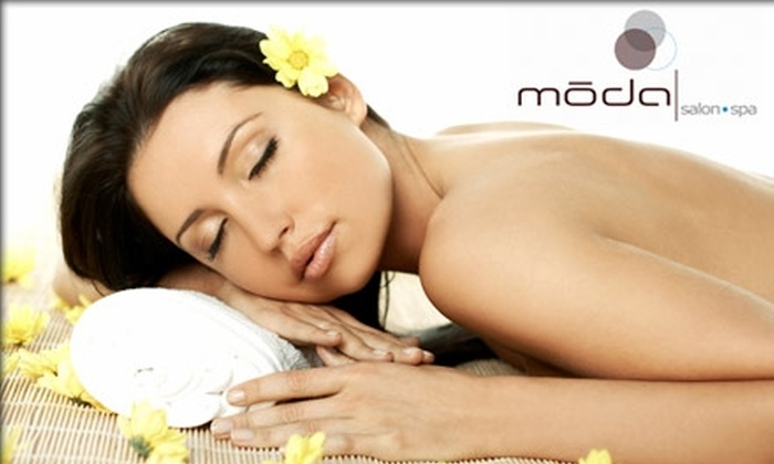 Moda Salon Spa - Ellard: $80 Worth of Spa Services at Moda Salon Spa