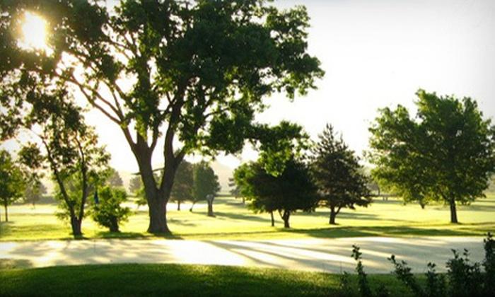 Ashland Golf Club - Ashland: $45 for an 18-Hole Round of Golf with a Cart for Two at Ashland Golf Club (Up to $91 Value)