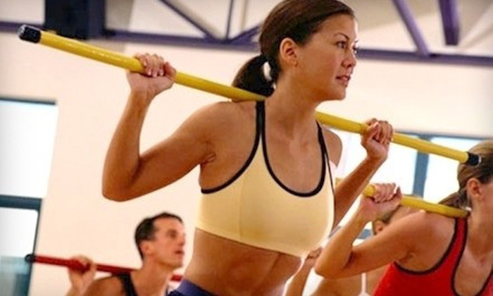 Body by Todd - Columbus: $29 for Six-Week Non-Impact Boot Camp at Body by Todd Studio ($399 Value)