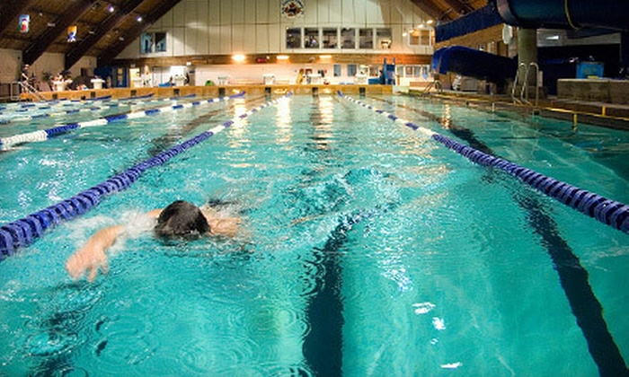 The Works - Central St. John's: Unlimited Lane Swimming and Coached Workouts or Indoor Track Access at The Works (Half Off)