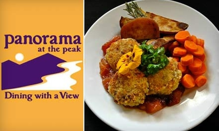 Panorama at the Peak - 1: $25 for $50 Worth of Farm Fresh Fare at Panorama at the Peak in Berkeley Springs