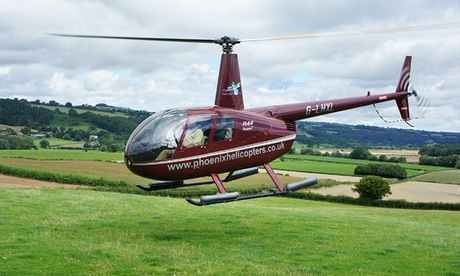 Experience: Helicopter Trial Lesson For just: £111.95