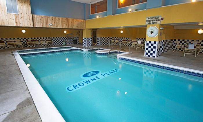 Crowne Plaza Philadelphia - Bucks County - Feasterville-Trevose, PA: Stay at Crowne Plaza Philadelphia – Bucks County. Dates Available into June.