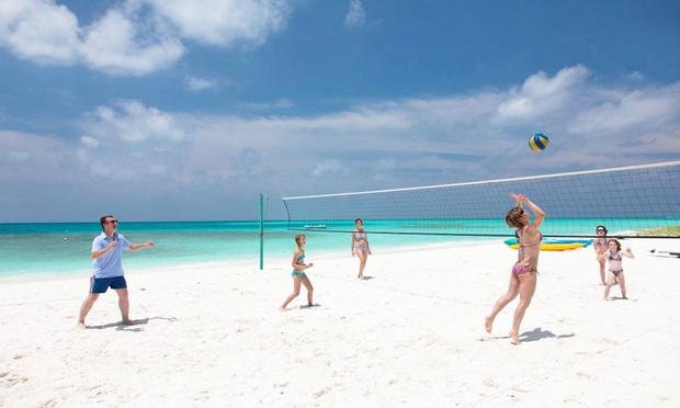 Maldives: 4* Resort + Flights 6