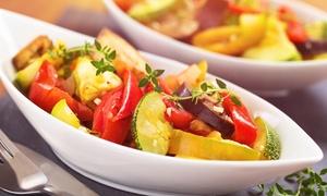 Diwali: Diwali: cocina vegetariana con entrante, principal, postre y bebida para 2 o 4 desde 19,95 € junto al Paseo Marítimo