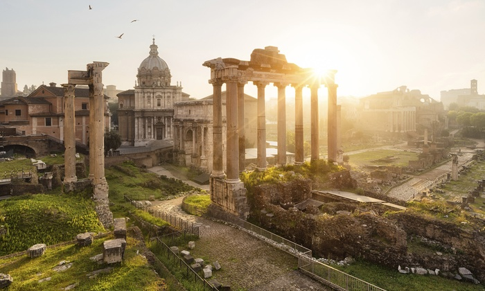 Bargain Late Holidays - Rome: ✈ Rome, Milan or Venice: 2- to 4-Night Italian City Break with Return Dublin Flights and Stay at Choice of Hotels*