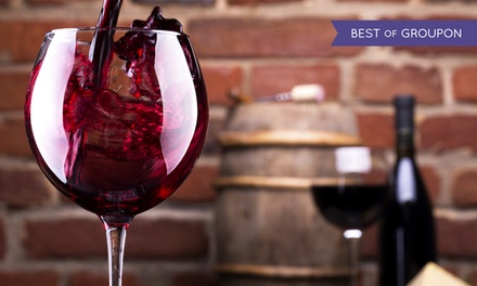 $39 for a Wine-Tasting Package for Two with Take-Home Wine at Laguna Canyon Winery ($94 Value)