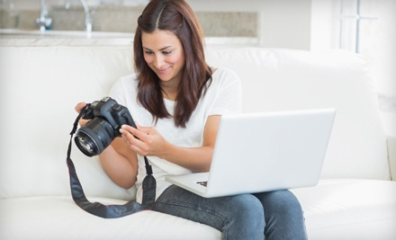 $49 for a Four-Hour Web-Based Workshop on Digital Photography and Photoshop from Arising Images ($275 Value) *