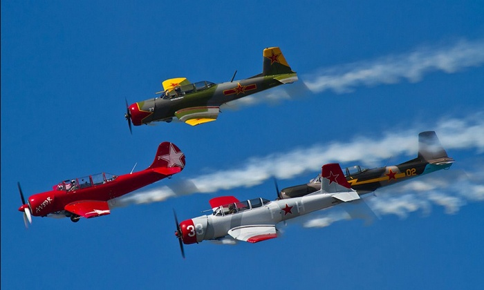Greenwood Lake Airshow - Greenwood Lake Airport: Greenwood Lake Airshow in West Milford NJ, August 15–17 (Up to 57% Off)