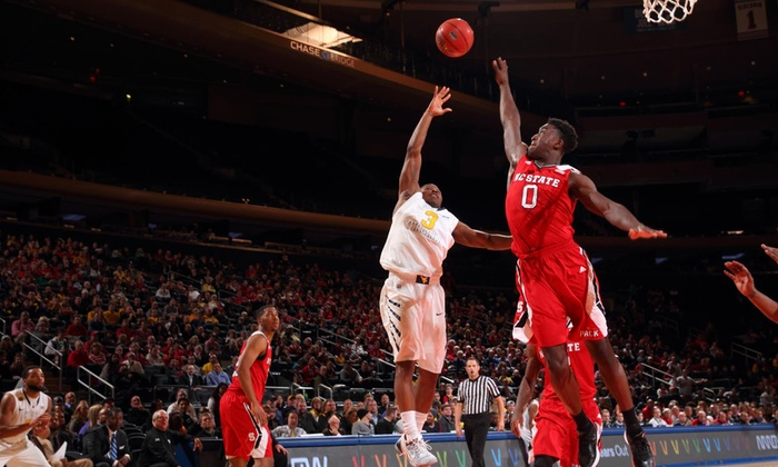 2015 Legends Classic - Barclays Center: $20 for One Ticket to a Legends Classic College Basketball Tournament Doubleheader at Barclays Center ($38.20 Value)