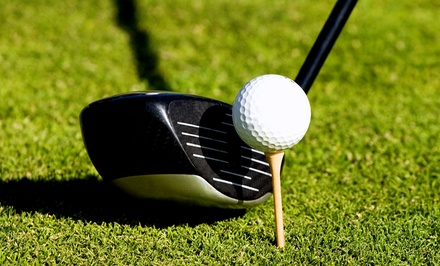 Mini Golf for Two or Four, 200 Range Balls, or Private Golf Lesson at Hyatt Hills Golf Complex (Up to 63% Off)