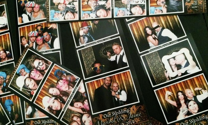 Treasure Booth - Duarte: $201 for $365 Worth of Photo-Booth Rental — Treasure Booth