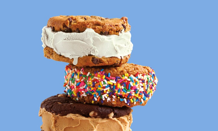 CREAM - Alameda & Fremont - Multiple Locations: $15 for Two Pints of Gourmet Ice Cream and One Dozen Cookies at CREAM - Alameda & Fremont ($20 Value)