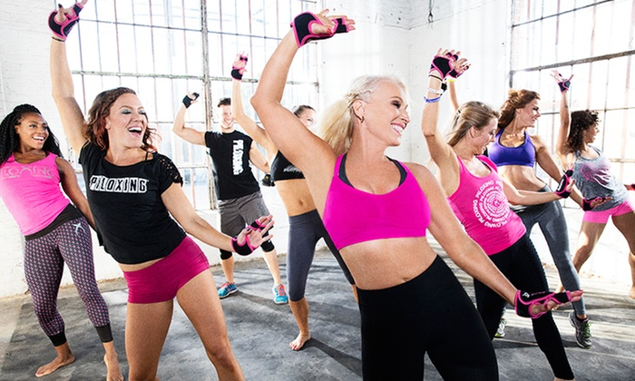 Scary Bunny Be Fit - Northwest Calgary: 5, 10, or 15 Piloxing Classes at Scary Bunny Be Fit (Up to 56% Off)
