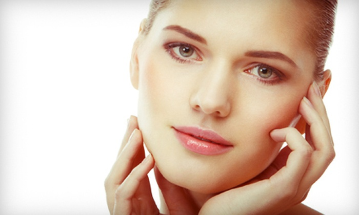 Skinspot - Pearl: $39 for Mini Facial and Skin-Strategy Session at Skinspot ($95 Value)