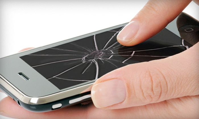 Unitech Wireless - Greater Fondren Southwest: Screen Repair for an iPhone 3G, 3GS, 4, or 4S or $29 for $60 Worth of Cell-Phone Repair Services at Unitech Wireless