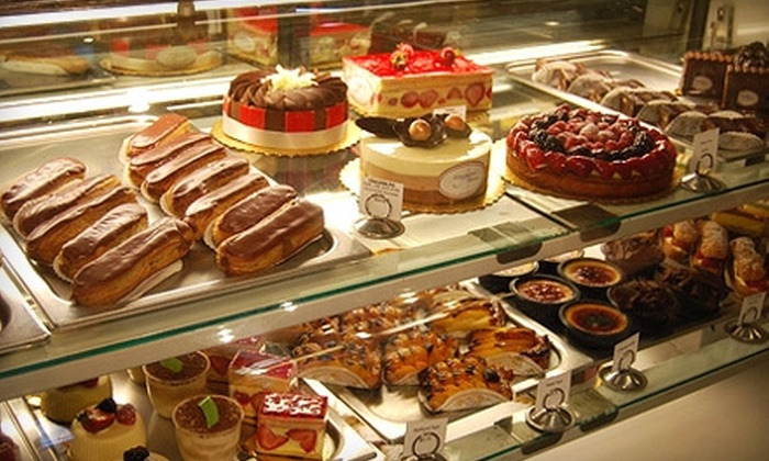 Dee's Bakery Courtyard Café & Venue - Reno: $7 for $15 Worth of Baked Goods, Sandwiches, and More at Dee's Bakery Courtyard Café & Venue
