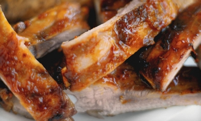 Demetri's BBQ - Homewood: $7 for $15 Worth of Barbecue Fare at Demetri's BBQ in Homewood
