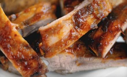 $15 Groupon to Demetri's BBQ - Demetri's BBQ in Homewood