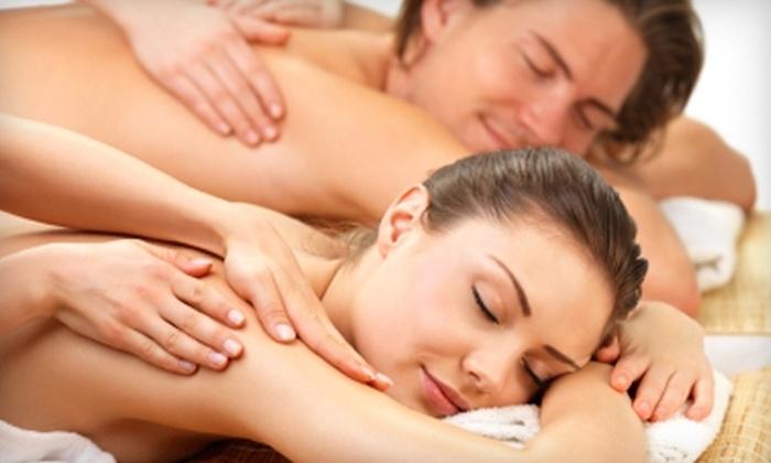 Adagio Massage Company & Spa - Multiple Locations: $75 for One-Hour Couples Massage at Adagio Massage Company & Spa ($150 Value)
