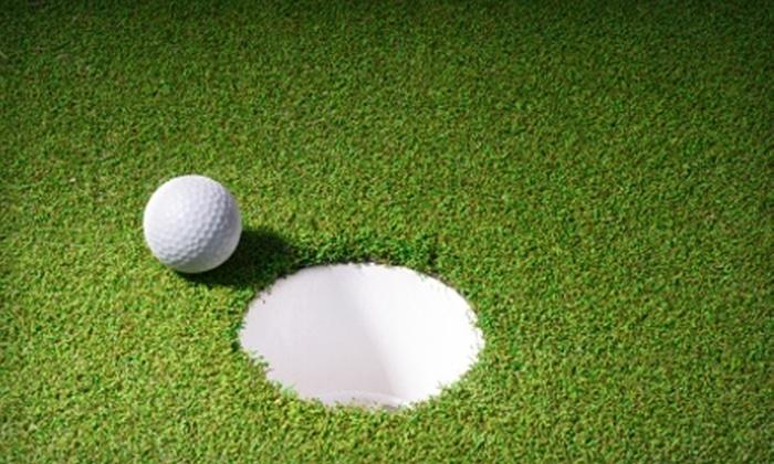Junior Golf Academy - Draper: $30 for Three One-Hour Small Group Golf Lessons at Junior Golf Academy in Draper (Up to $75 Value)