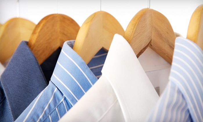 My Valet Dry Cleaning - Downtown Palm Springs: $10 for $30 Worth of Pickup and Delivery Dry Cleaning from My Valet Dry Cleaning