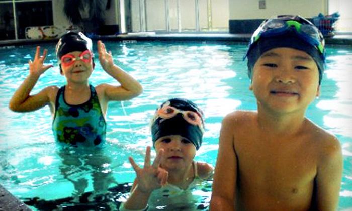 Boost Swim School - Folsom: $35 for Four Weeks of Indoor Group Swim Lessons at Marlin Swim School in Folsom ($75 Value)