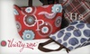 Thirty-One by Karen-lyn: $15 for $31 Worth of Handbags, Purses, and More from Thirty-One by Karen-lyn