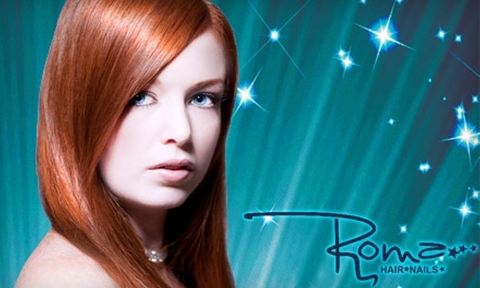 Roma Hairstyles - Sudbury: $35 for a Haircut and Colour or $15 for a Haircut at Roma Hairstyles
