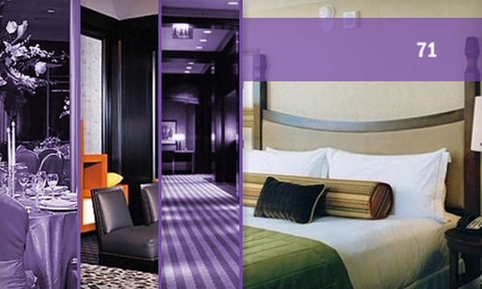 Hotel 71 - Loop: $109 for a Night at Hotel 71 (Up to $218 Value)