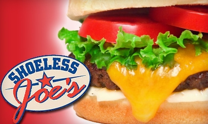 Shoeless Joe's - Niagra Falls: $15 For $30 Worth of Pub Fare and Drinks at Shoeless Joe's Niagara Falls