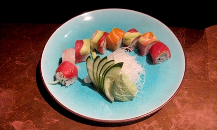 Spamps - Conshohocken: $20 for $40 Worth of Steak, Seafood, and Sushi at Spamps in Conshohocken