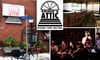 Eddie's Attic - Decatur: $12 for $25 Worth of Small Plates, Burgers, and Beer at Eddie's Attic Rooftop Grill