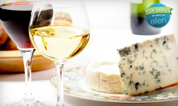 Corkscrews - Old Town Meridian: $14 for a Wine-and-Cheese Tasting for Two at Corkscrews ($28 Value)
