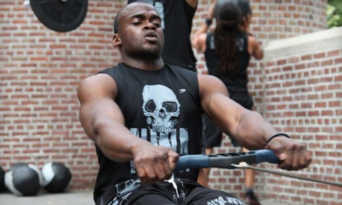 CrossFit Harlem - Harlem: 5, 10, or 20 CrossFit Classes at CrossFit Harlem (Up to 77% Off)