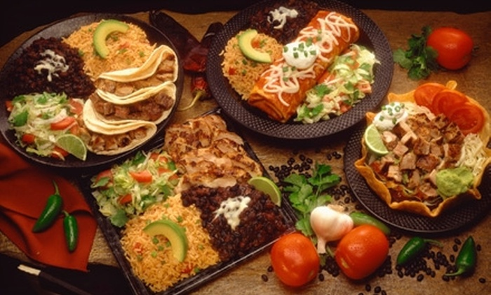 Mexicali Grill - San Jose: $15 for $30 Worth of Mexican Cuisine at Mexicali Grill in Santa Clara